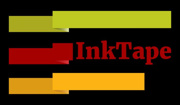 Logo Inktape.net noir