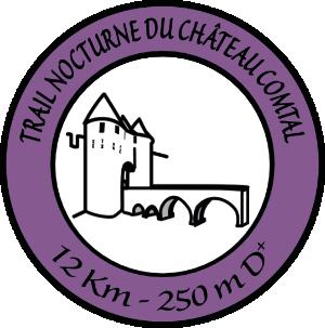 Trail nocturne du Chateau comtal 2019